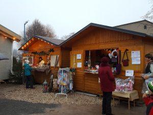 Weihnachtsmarkt im Kunsthof