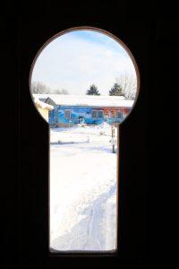Winterzauber im Kunsthof