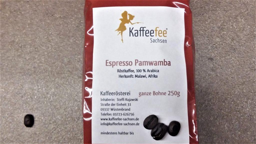 Hauptbild: Espresso Pamwamba – Der rassige Afrikaner