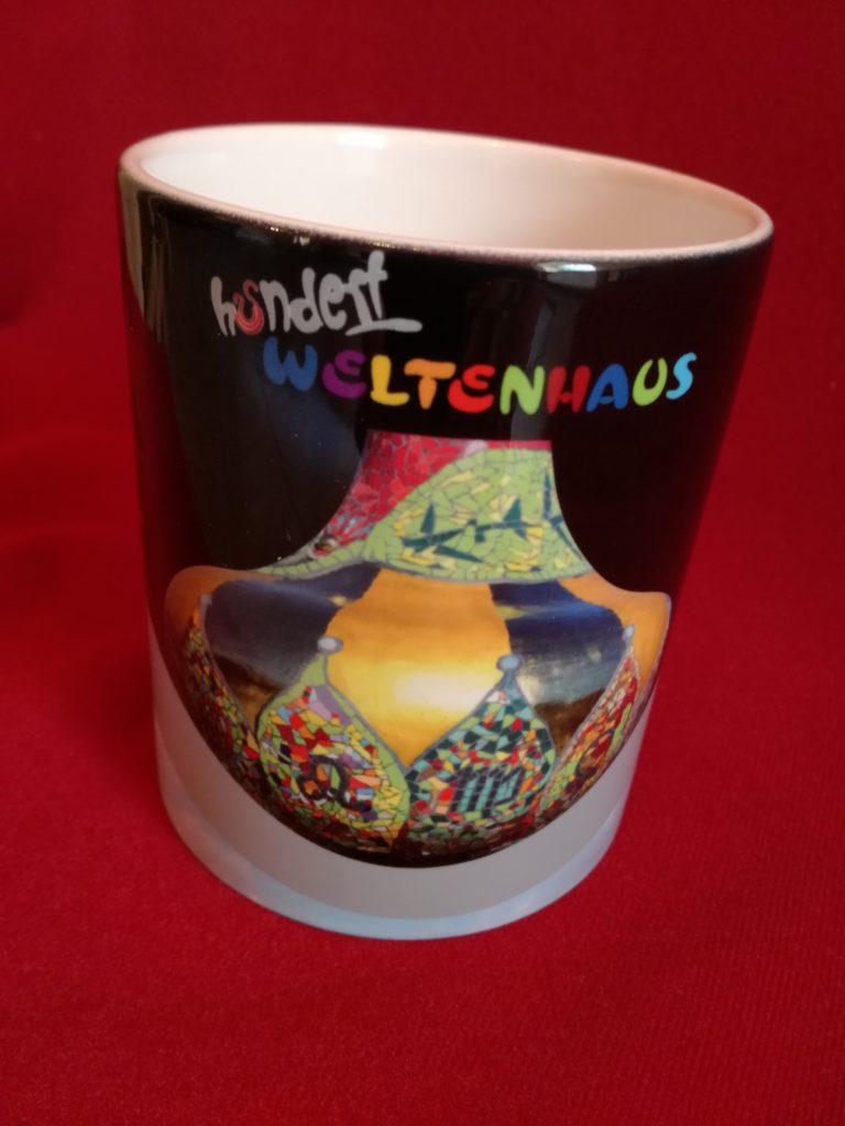 Hauptbild: Hundertweltenhaus Tasse
