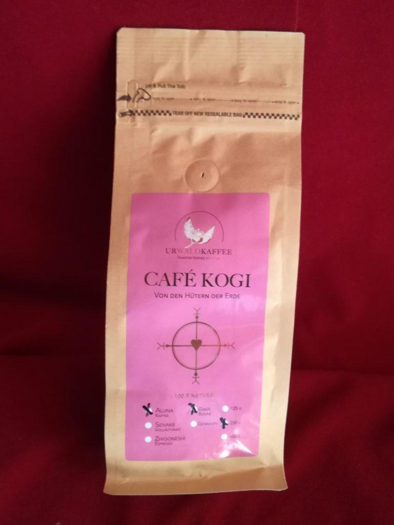 Hauptbild: Café Kogi Aluna Filterkaffee