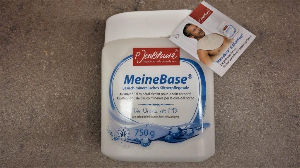 Hauptbild: MeineBase – Körperpflegesalz 750g